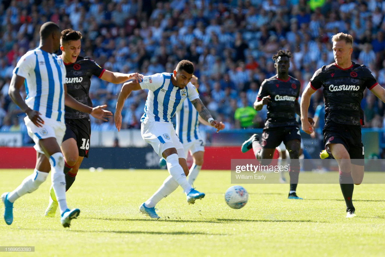 Huddersfield Town 0-2 Reading: Terriers suffer yet another defeat