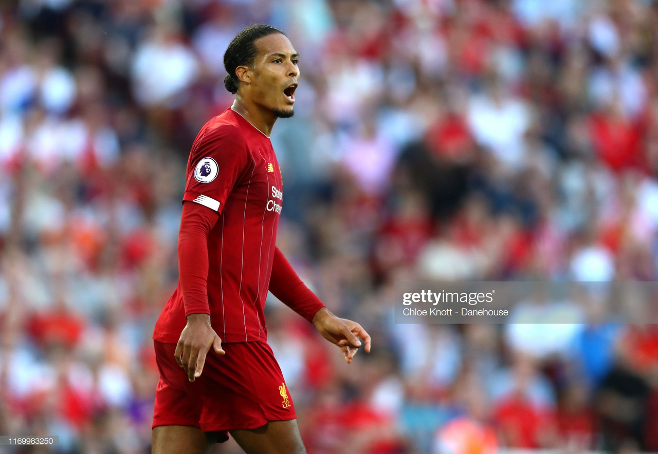 Van Dijk hoping to maintain perfect start following international break