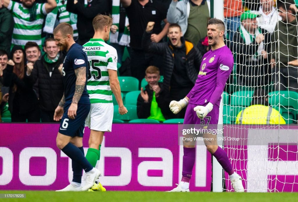 Celtic 3-1 Kilmarnock: Edouard double sees off resilient Killie