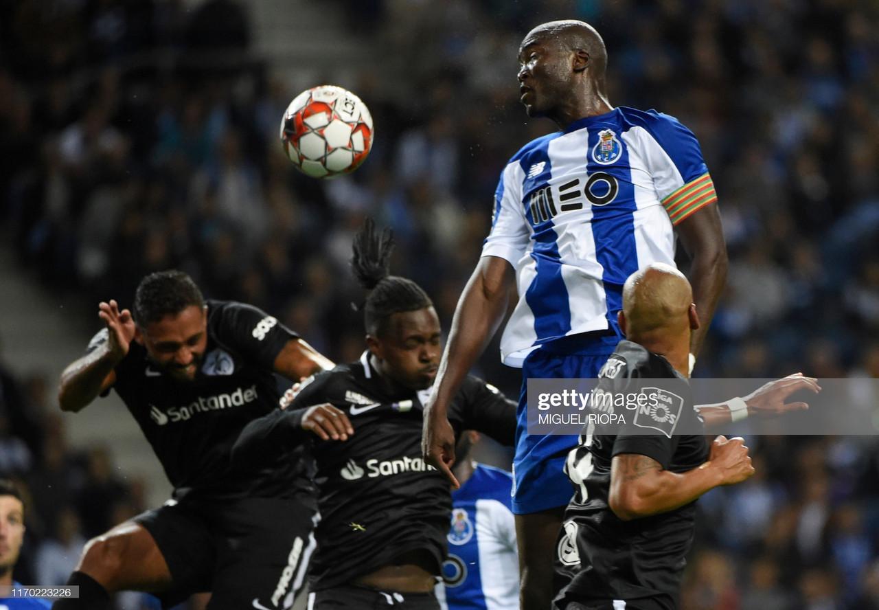 Taça da Liga: FC Porto v Santa Clara antevisão.