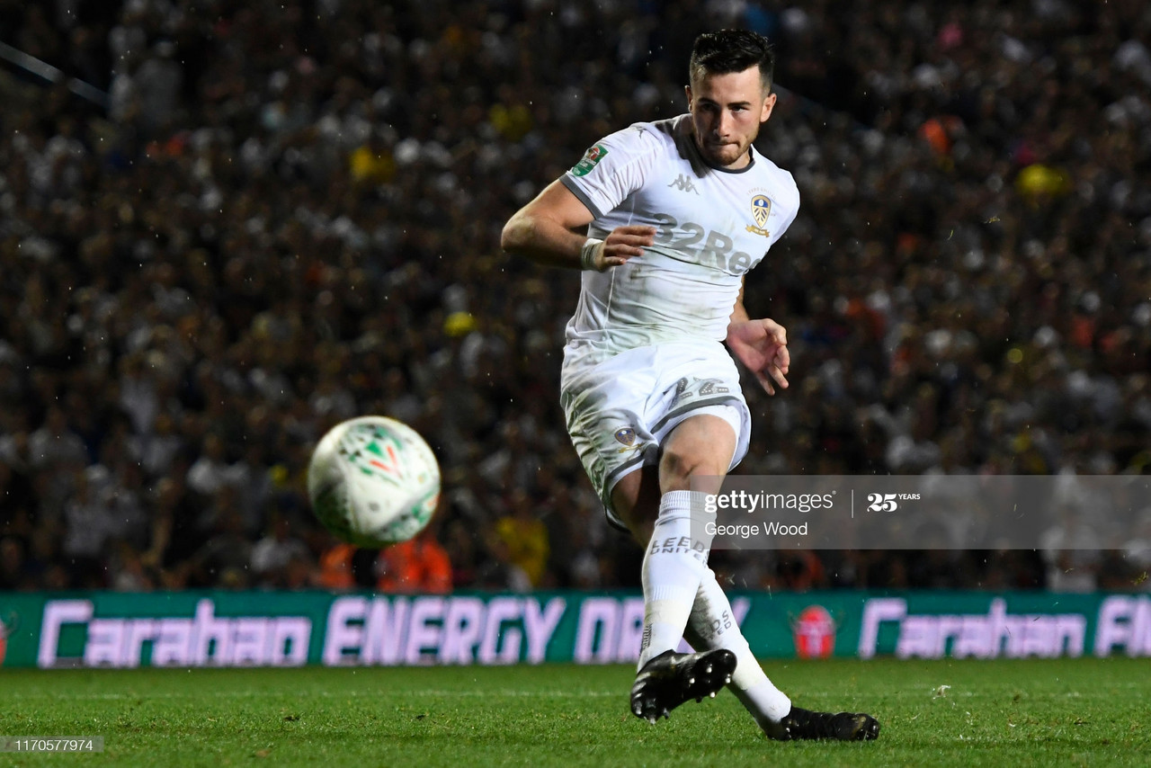 Leeds United agree to loan deal for Jack Harrison
