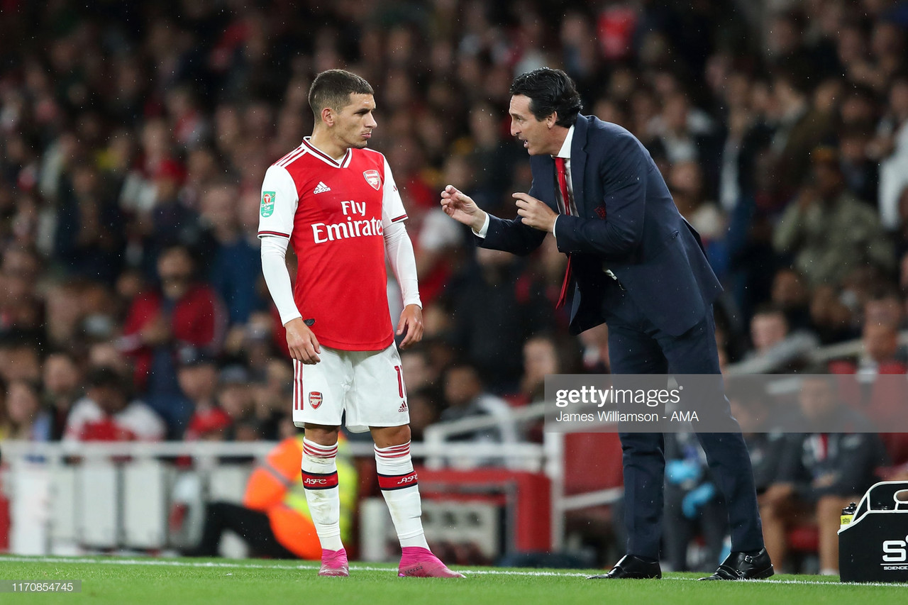 Unai Emery reveals one player didn't bid him farewell after Arsenal dismissal