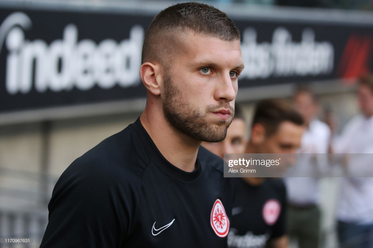 Ante Rebic to join Milan in Andre Silva loan-swap deal