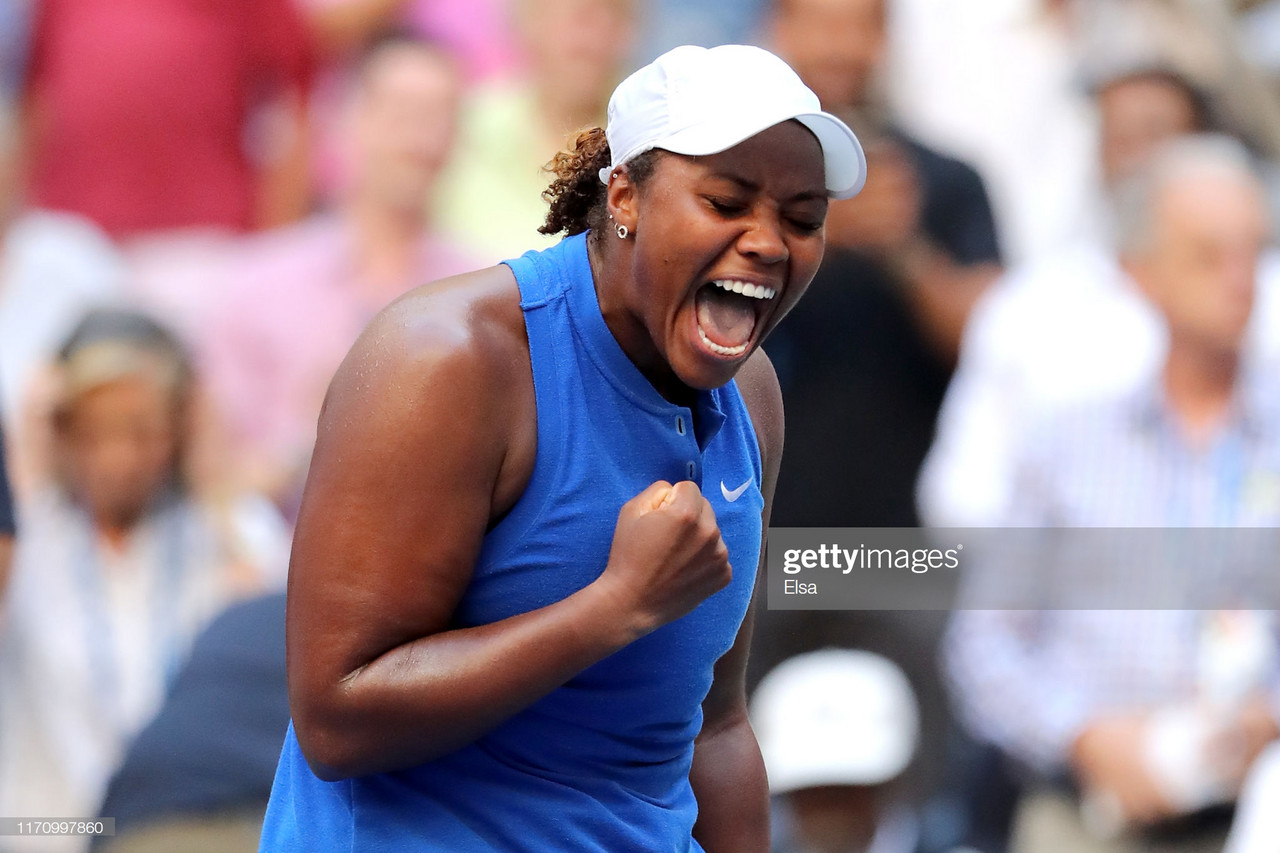 US Open: Taylor Townsend stuns Simona Halep for biggest career win