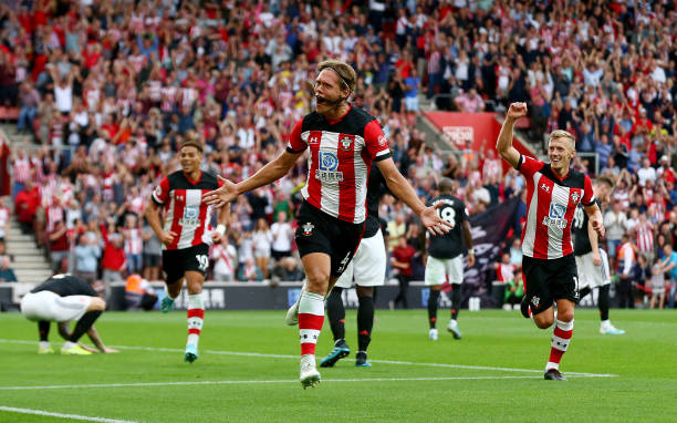 (Photo by Matt Watson/Southampton FC via Getty Images)