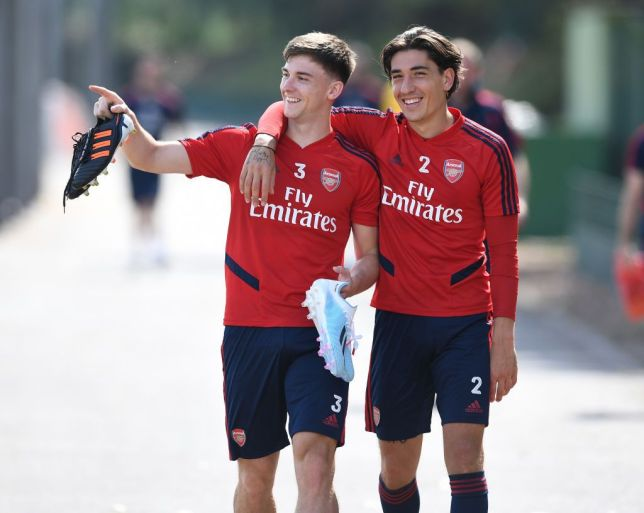 Can Bellerin and Tierney help solve Arsenal's defensive riddle?