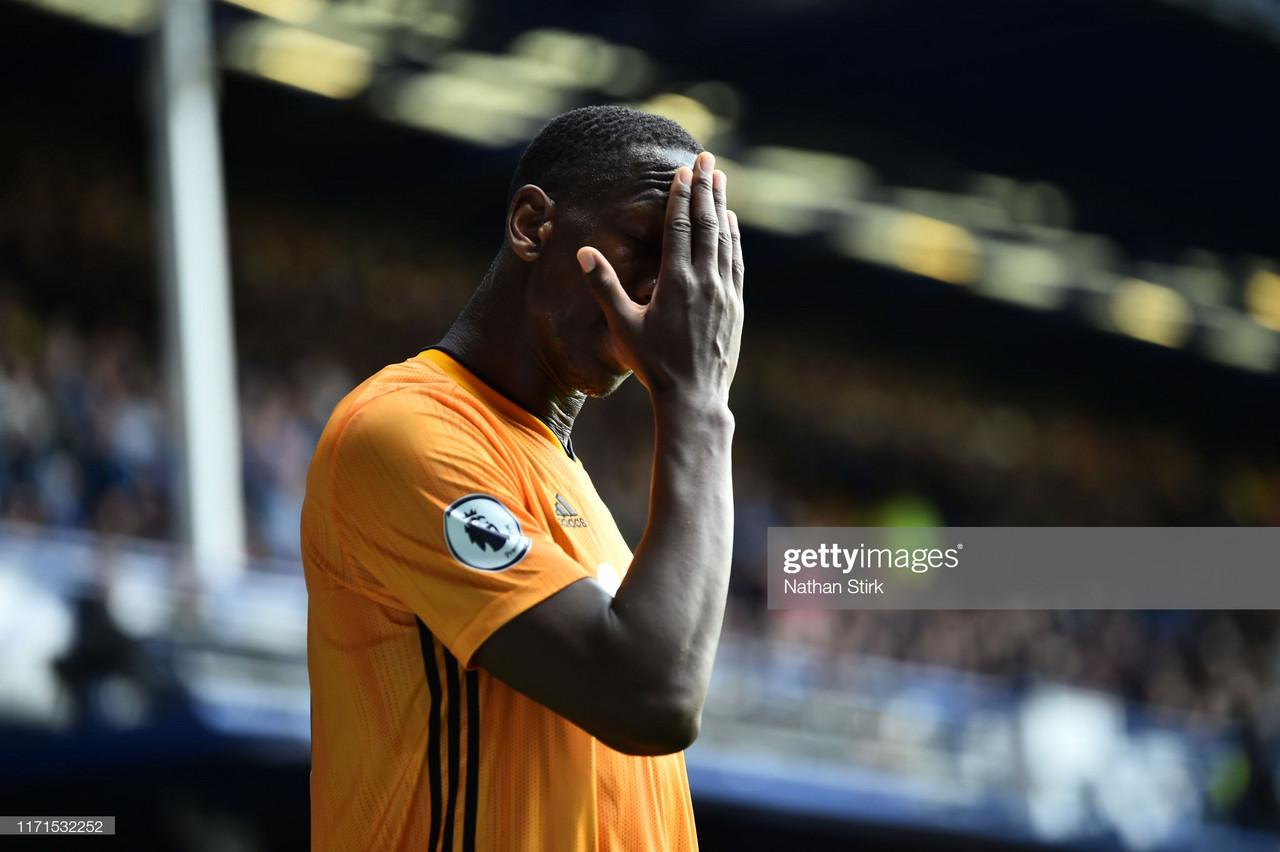 Everton 3 - 2 Wolves: Defensive struggles condemn Wolves