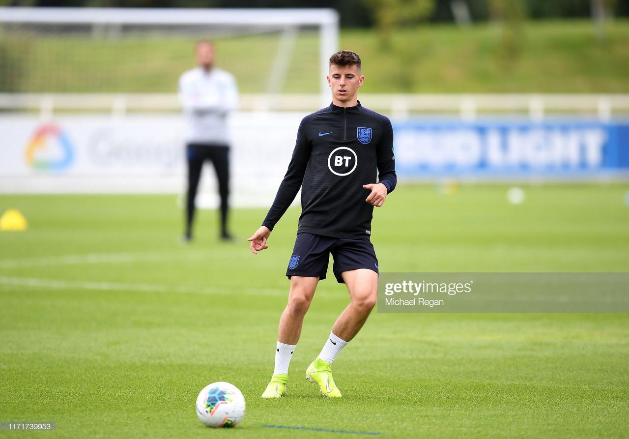 Chelsea on international duty
