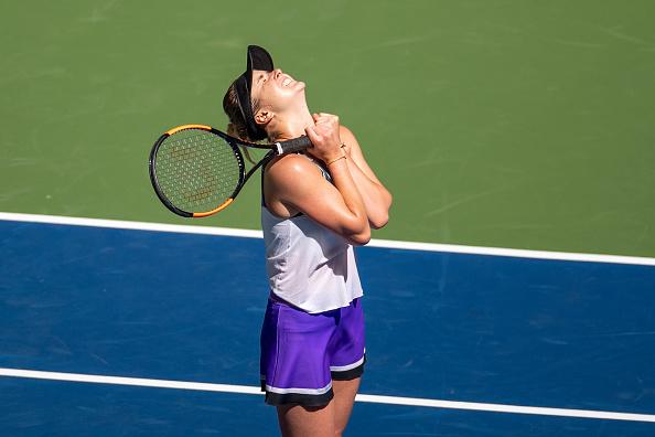 Ukrainian trailblazer Svitolina reaches US Open semi-finals