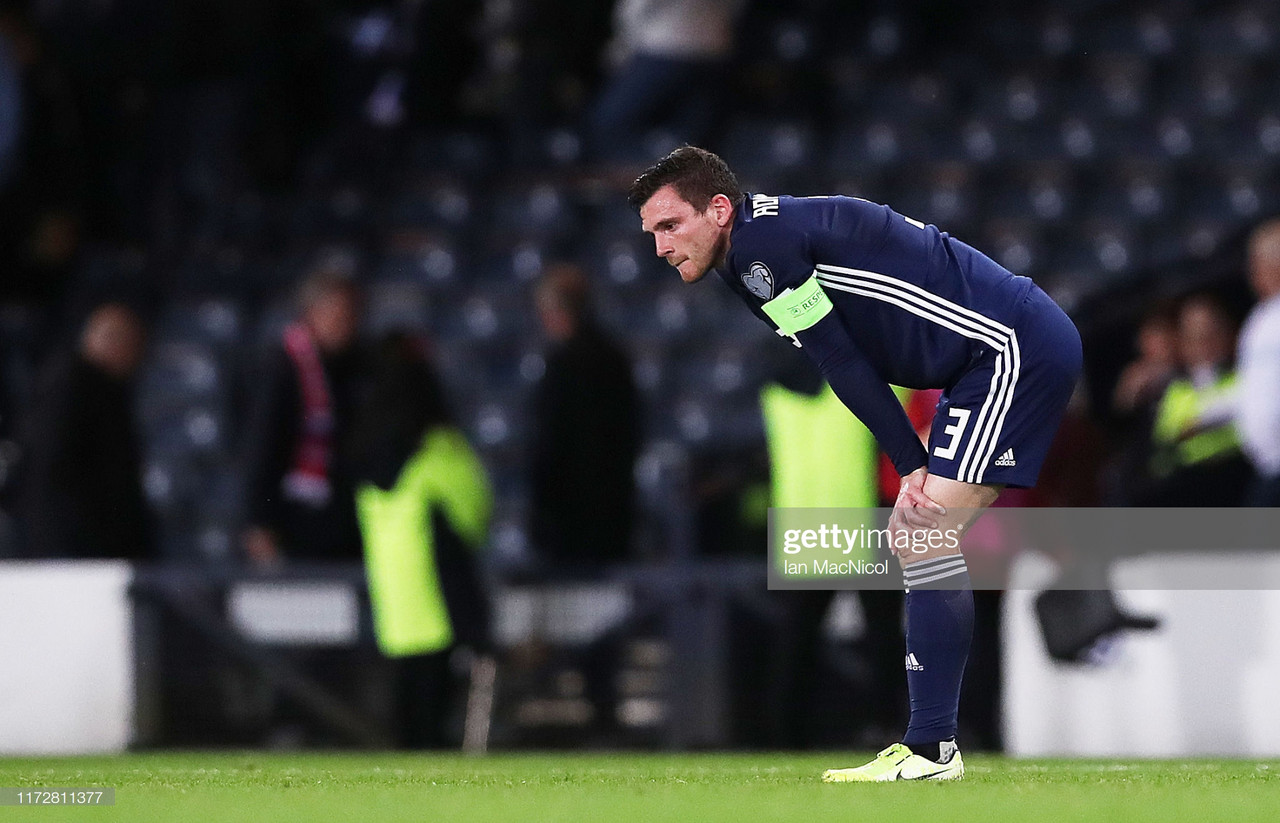 Russia vs Scotland Preview: Damage limitation for Clarke