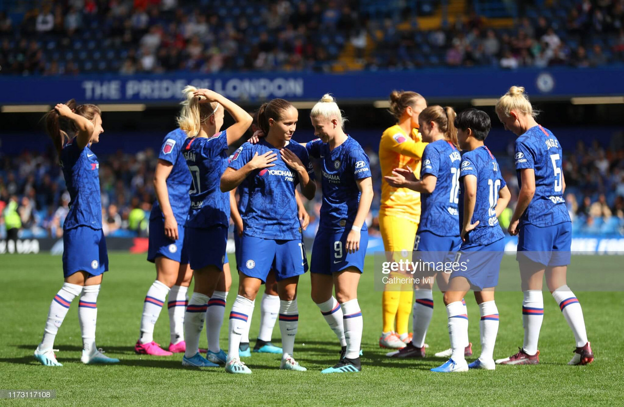 How Chelsea shot themselves in the foot by offering free tickets for their Women's match at Stamford Bridge