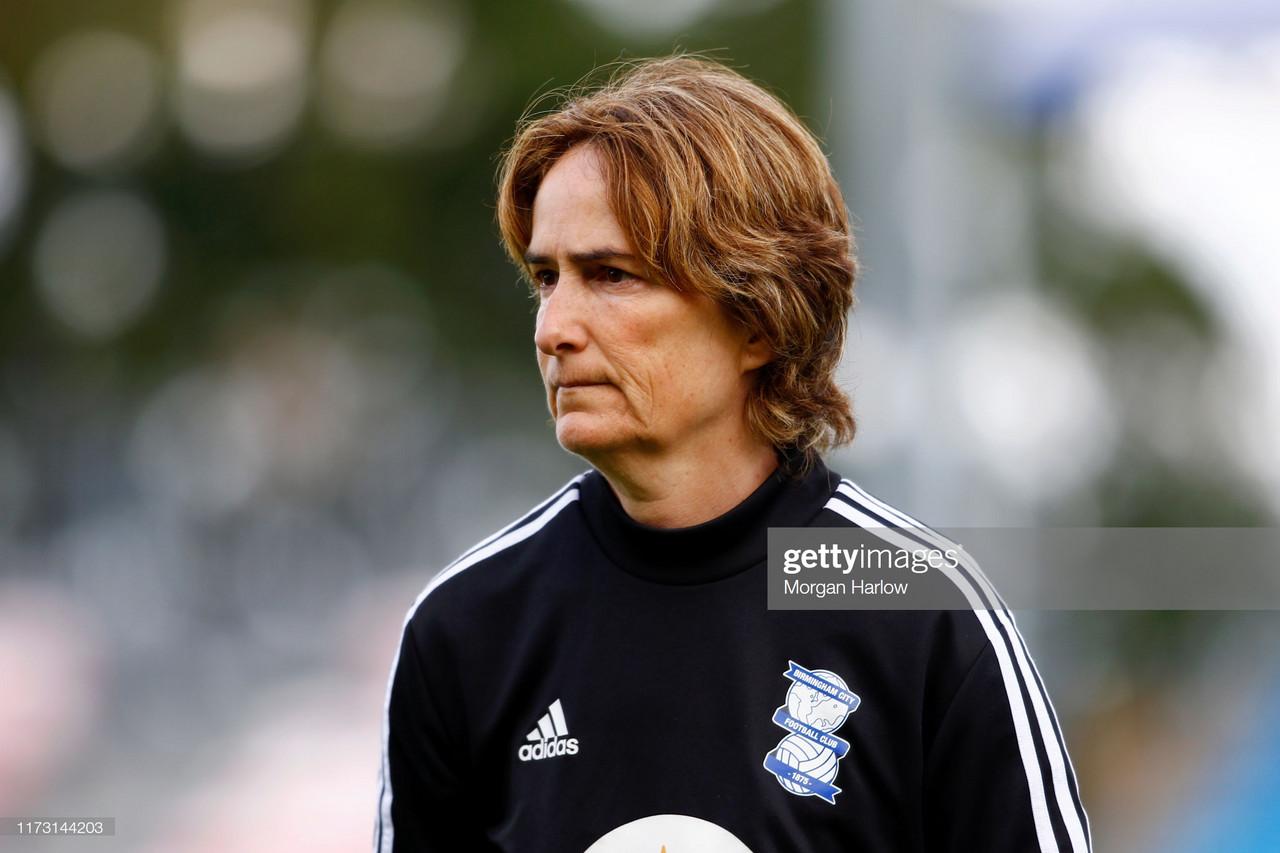 Marta Tejedor leaves Birmingham City