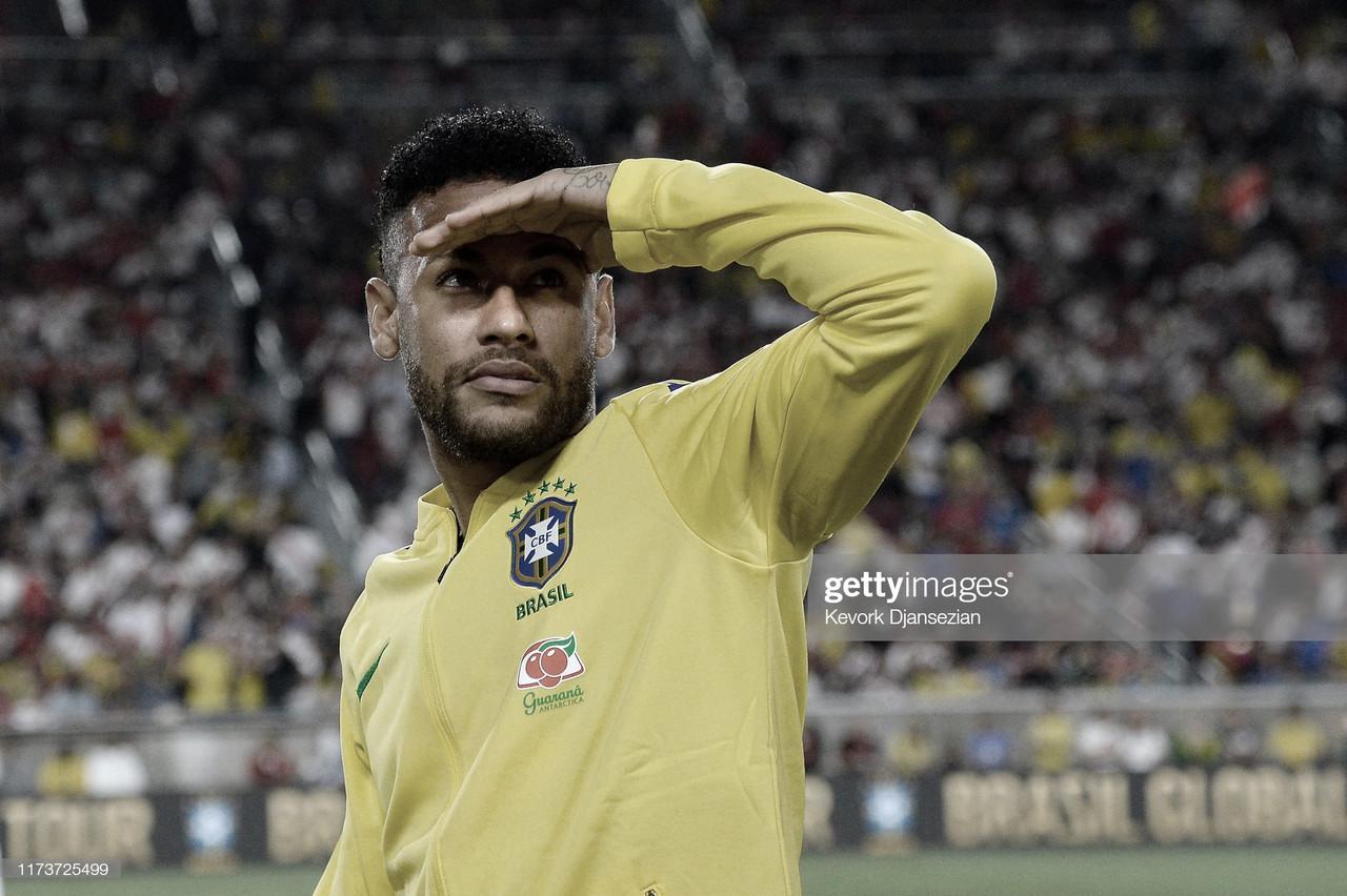 Baja de peso: Neymar no se subirá al avión