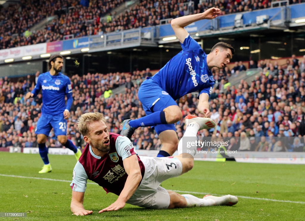 Charlie Taylor signs new deal for Burnley