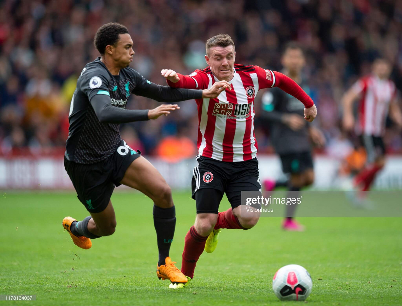 Liverpool vs Sheffield United Preview: Can Blades slow Reds' march?