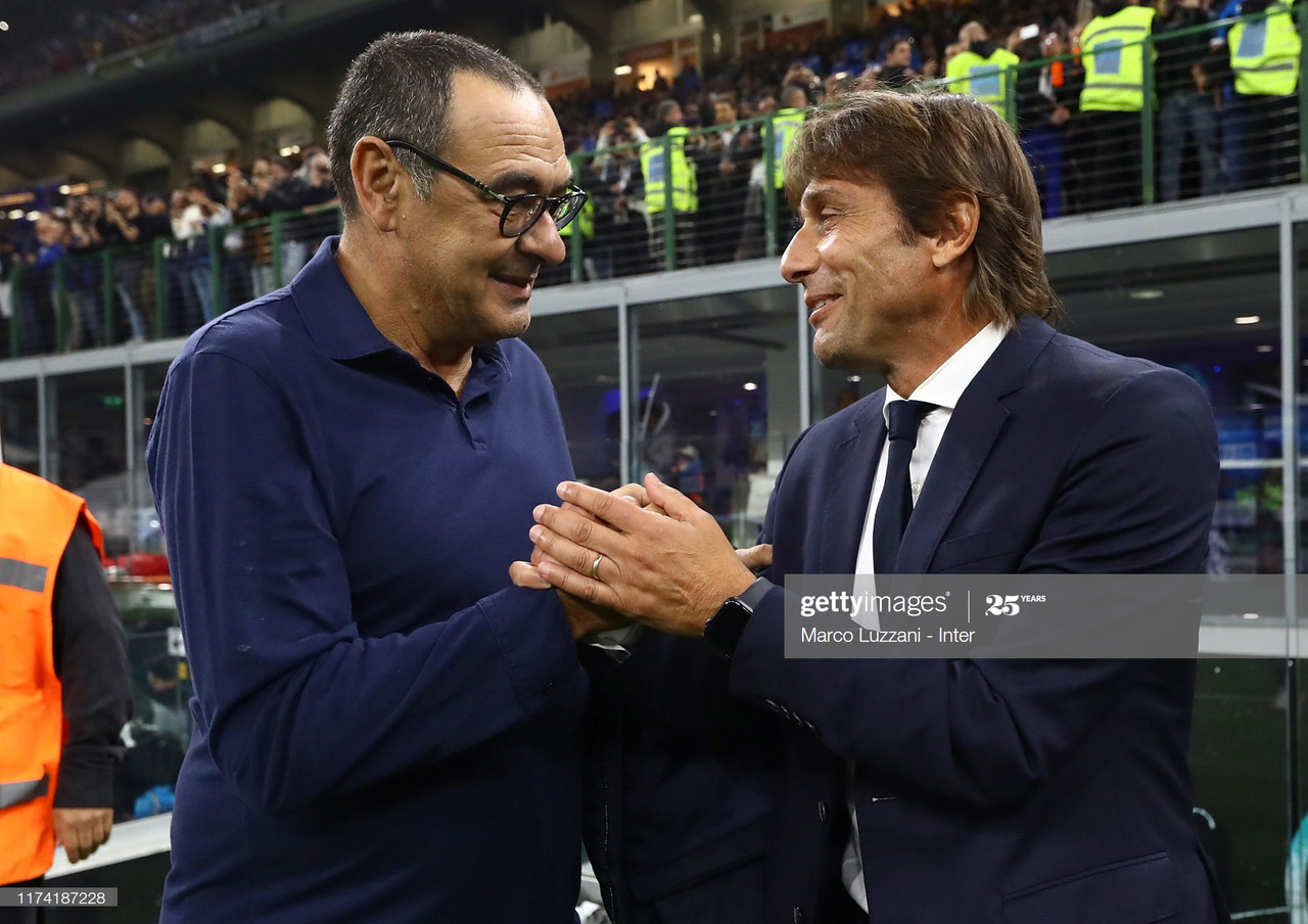 Sarri or Conte: Here is how Conte could have impacted this with his extrovert personality.