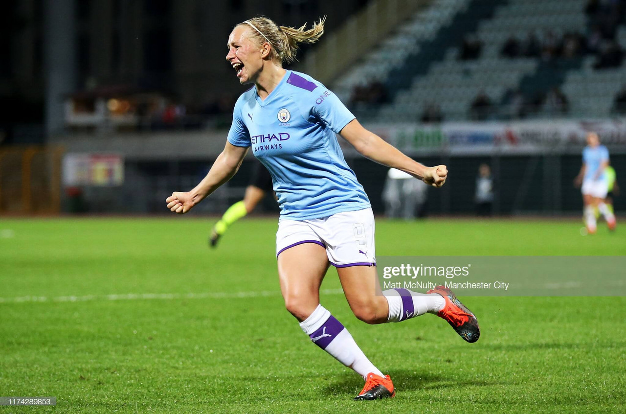 Manchester City Women 3 - 1 Everton match report: Bremer excels in comfortable win