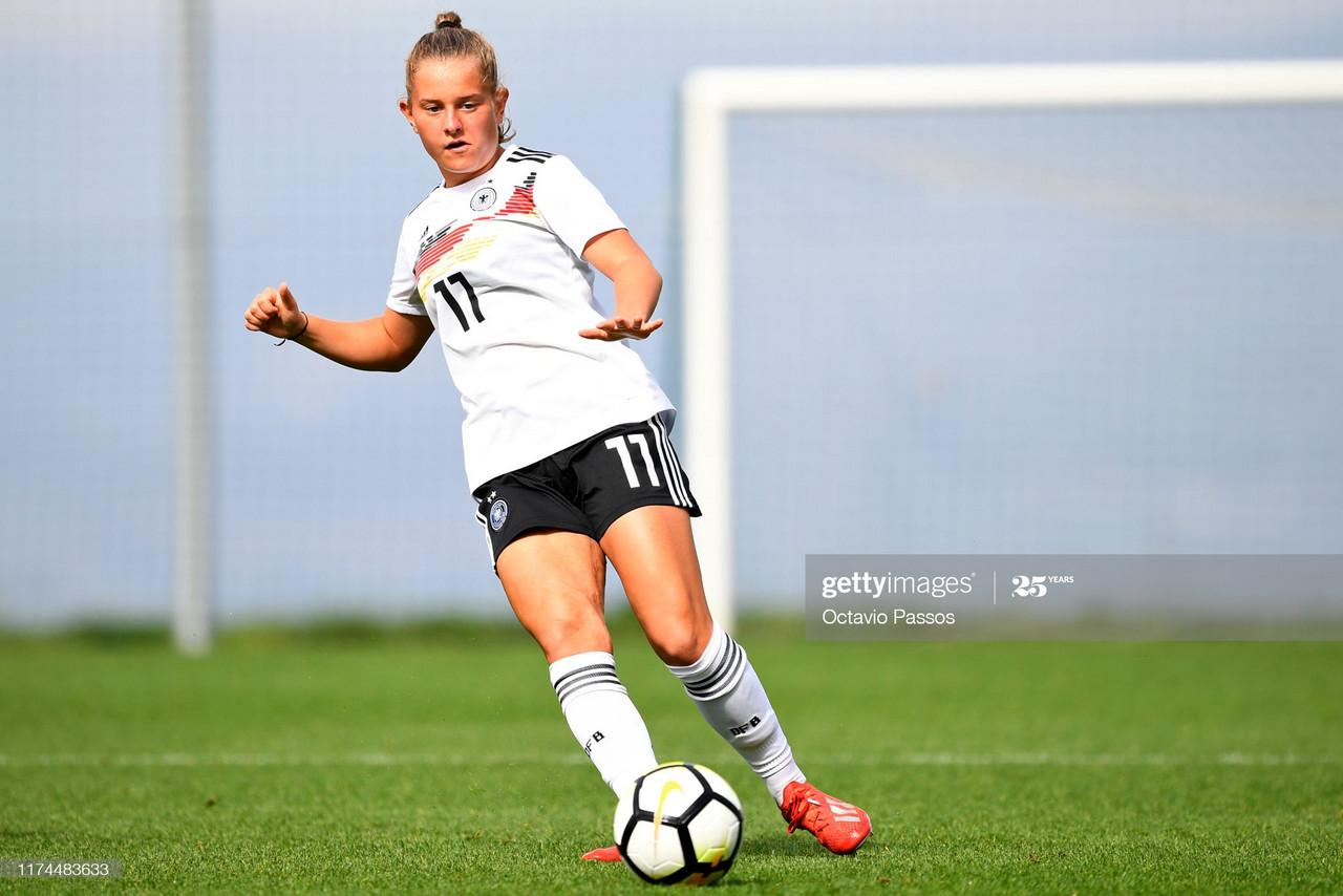 Young German talent Leonie Köster joins Eintracht Frankfurt