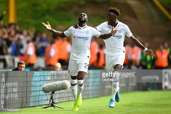 Wolverhampton Wanderers 2-5 Chelsea: Goals galore at Molineux