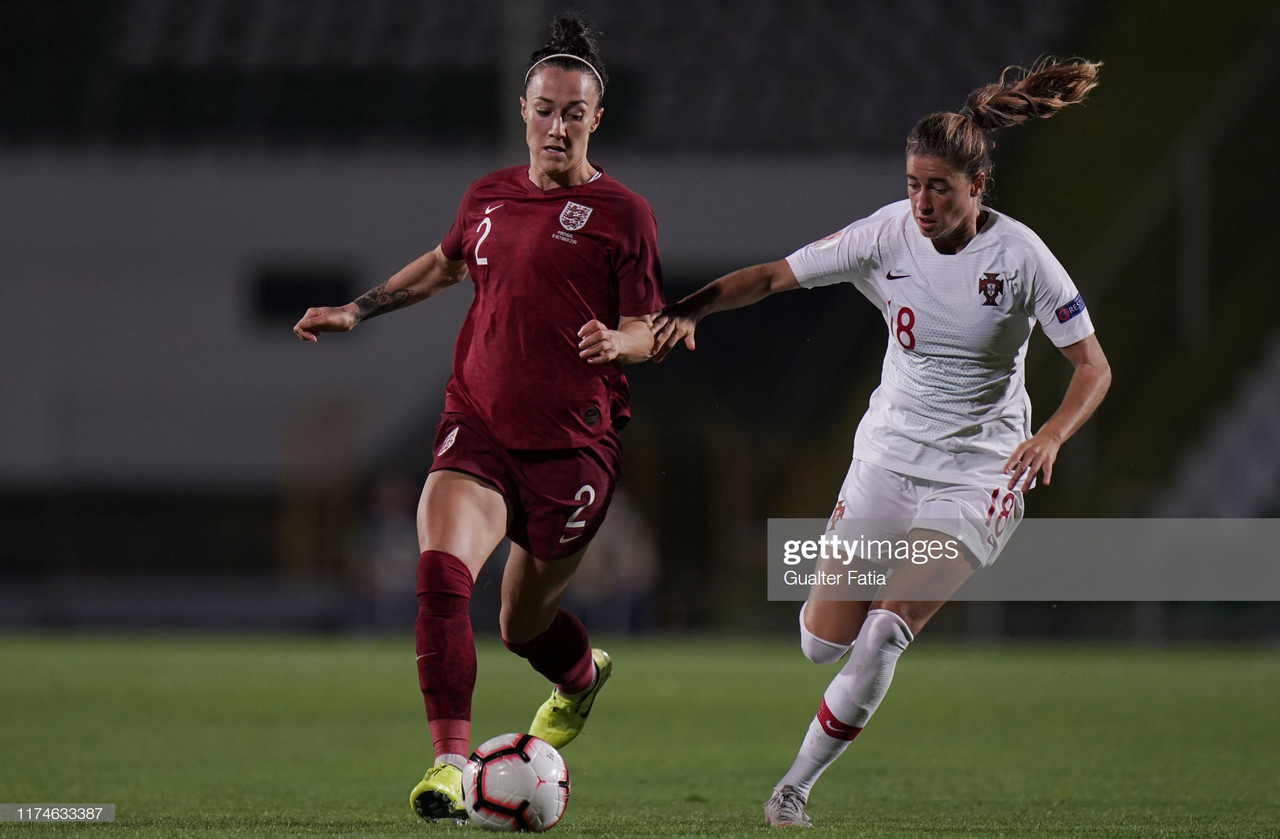 Portugal 0-1 England Women: Lionesses gifted first victory since World Cup quarter-final