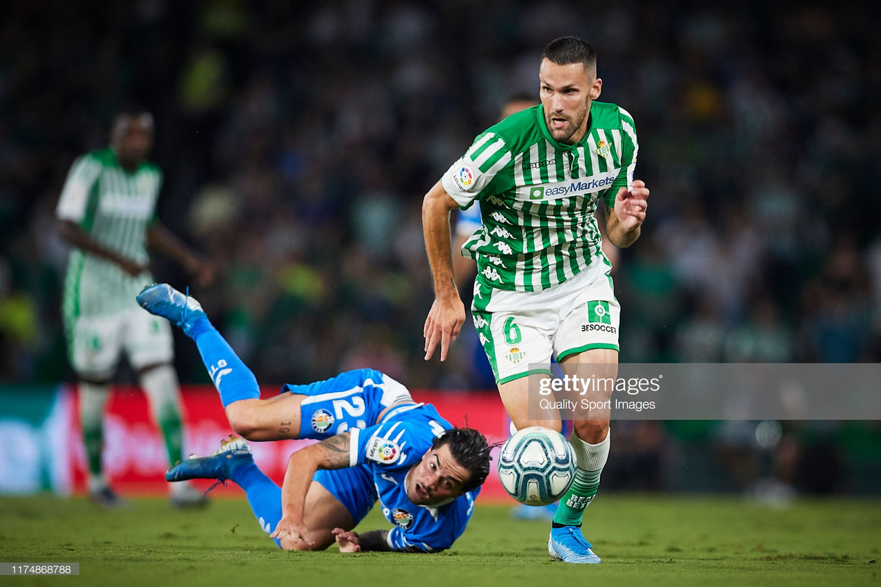 Real Betis 1-1 Getafe: Points shared in dramatic La Liga mid-table clash
