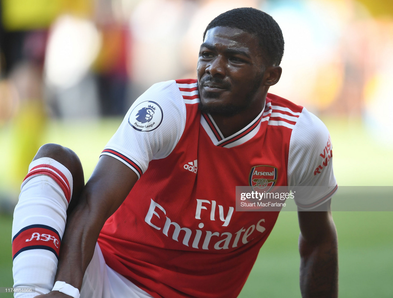 Maitland-Niles admits defensive struggles and eyes return to midfield