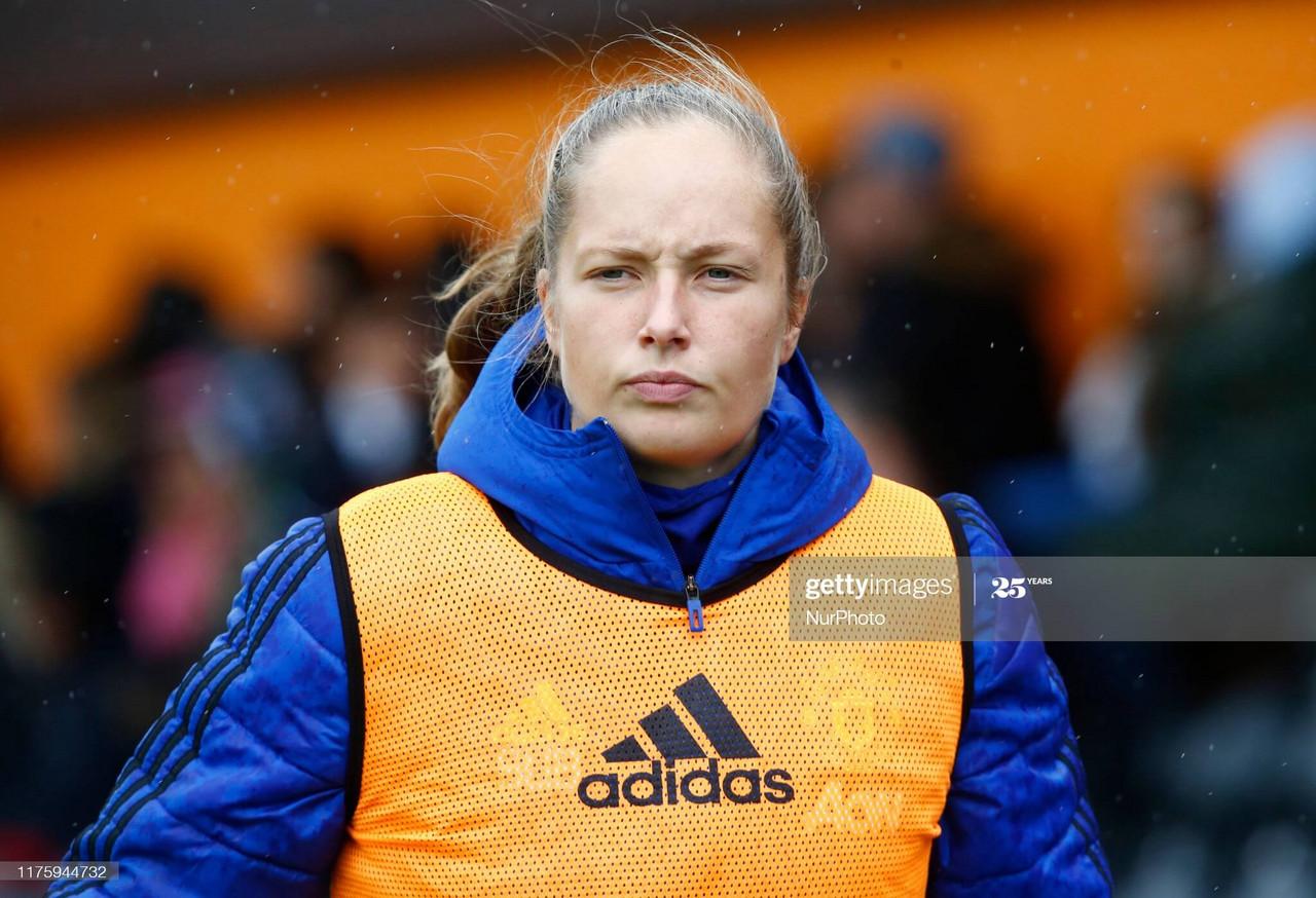 Tottenham Hotspur sign Norwegian goakeeper Aurora Mikalsen