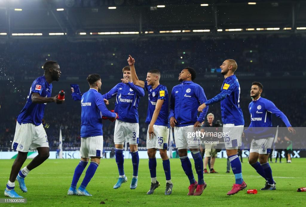 Schalke 2-1 Mainz: Amine Harit scored a last gasp rasper to give Schalke all three points