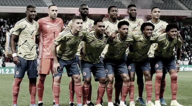 La Selección Colombia y un balance negativo en la fecha FIFA de octubre