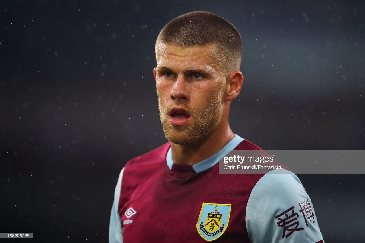 Johann Berg Gudmundsson back in Burnley squad for Villa trip