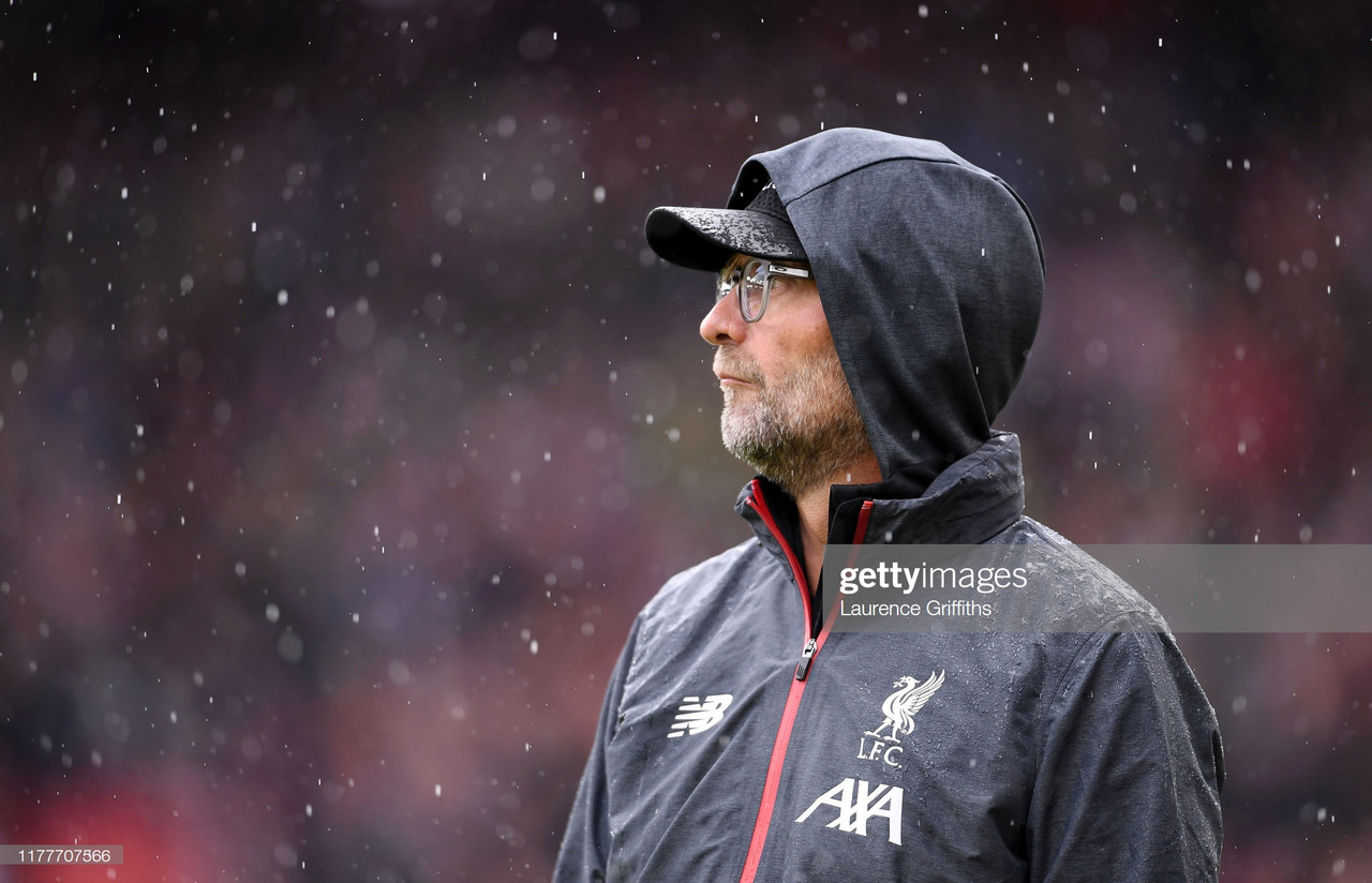 Jurgen Klopp reflects on his side's win against Sheffield United