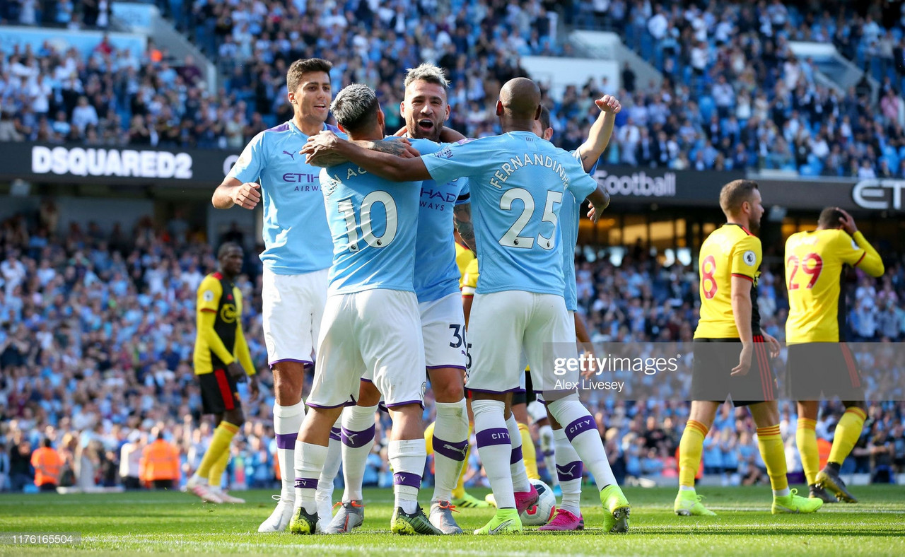Manchester City 8-0 Watford: Blues humiliate Hornets with remarkable Win