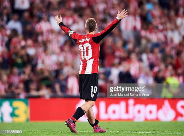 Athletic Club 2-0 Deportivo Alavés: Williams excites as Athletic Club go top of La Liga