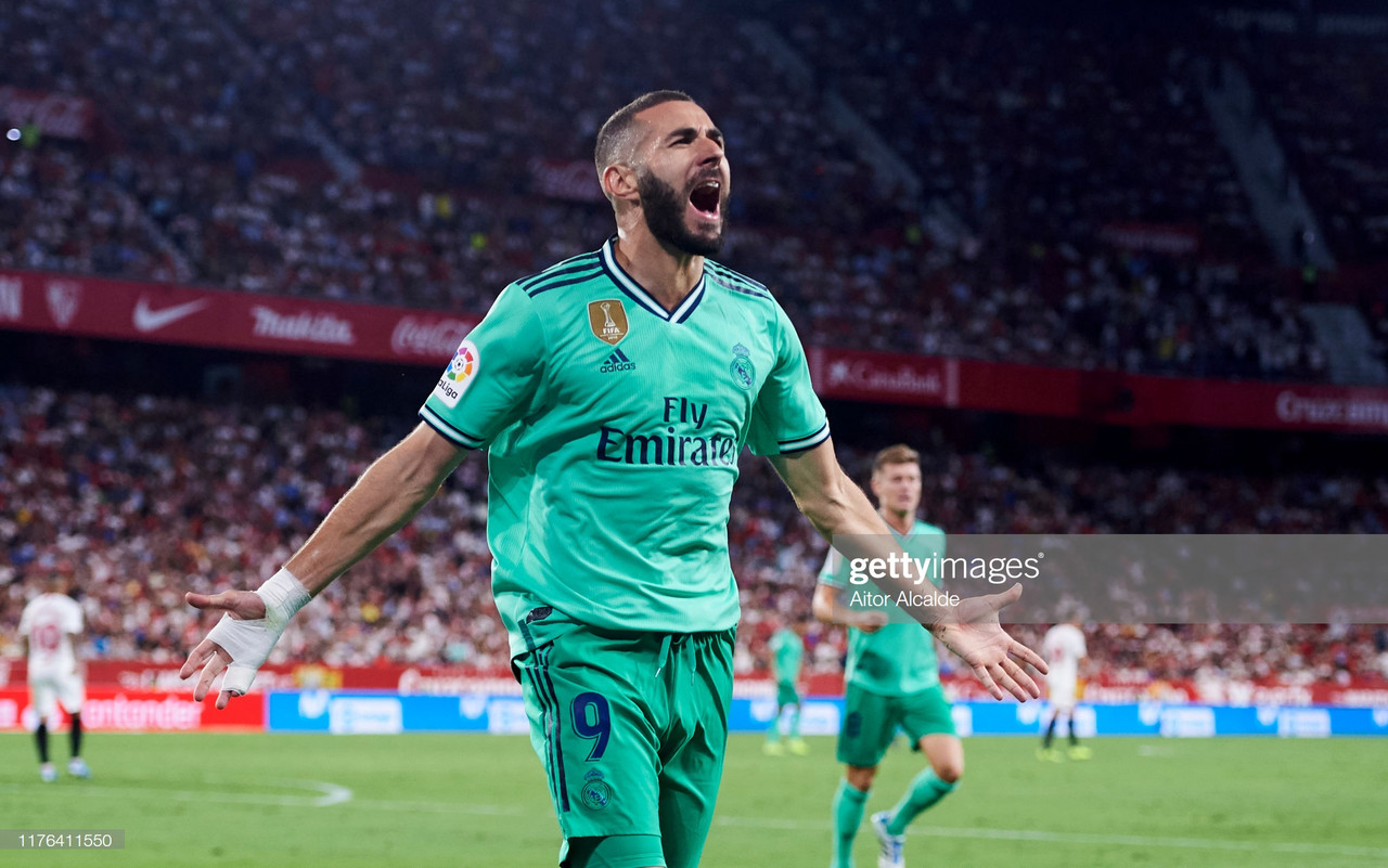 Sevilla 0-1 Real Madrid: Los Blancos go 2nd in La Liga with narrow win over Sevilla
