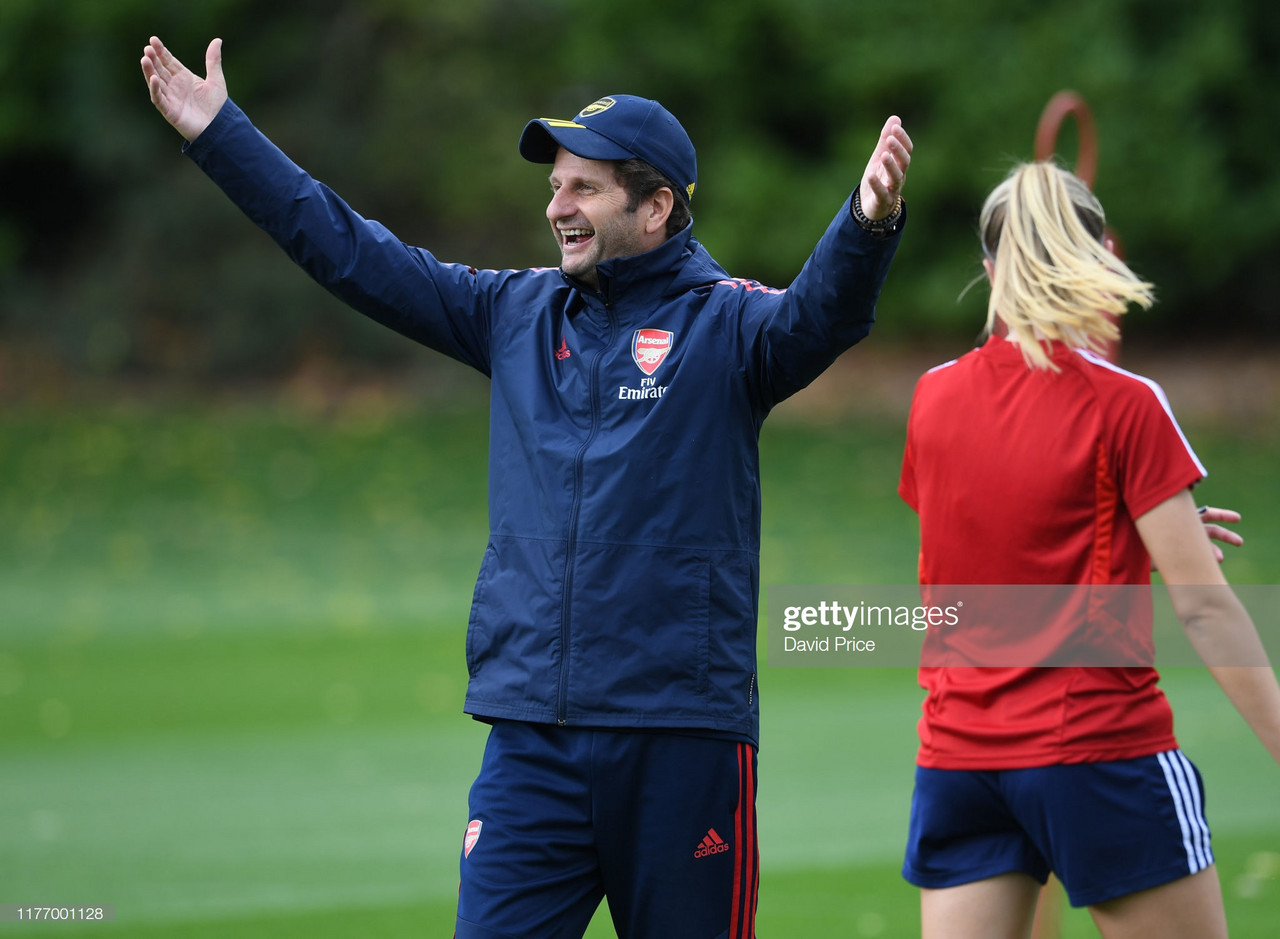 Women's Champions League: Arsenal boss believes rivals will 'dread' drawing his side