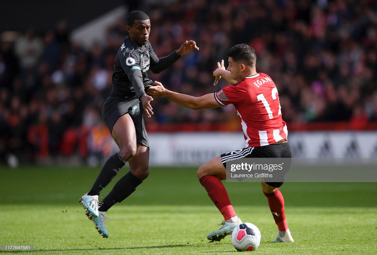 Sheffield United 0-1 Liverpool: Reds toil to a victory at Bramall Lane