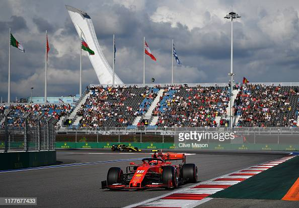 Russian Grand Prix: Live Stream TV Updates and How to Watch Formula Race 2019