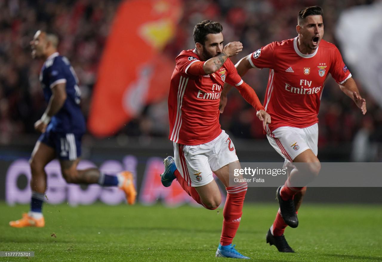 Benfica cumpre objetivo