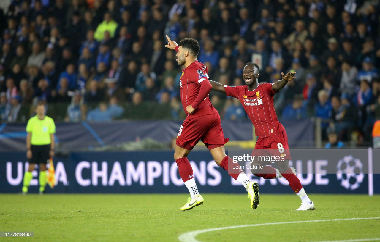 It's time for Alex Oxlade-Chamberlain and Naby Keita to shine
