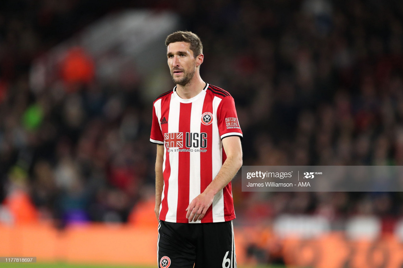 Chris Basham signs new three-year deal with Sheffield United