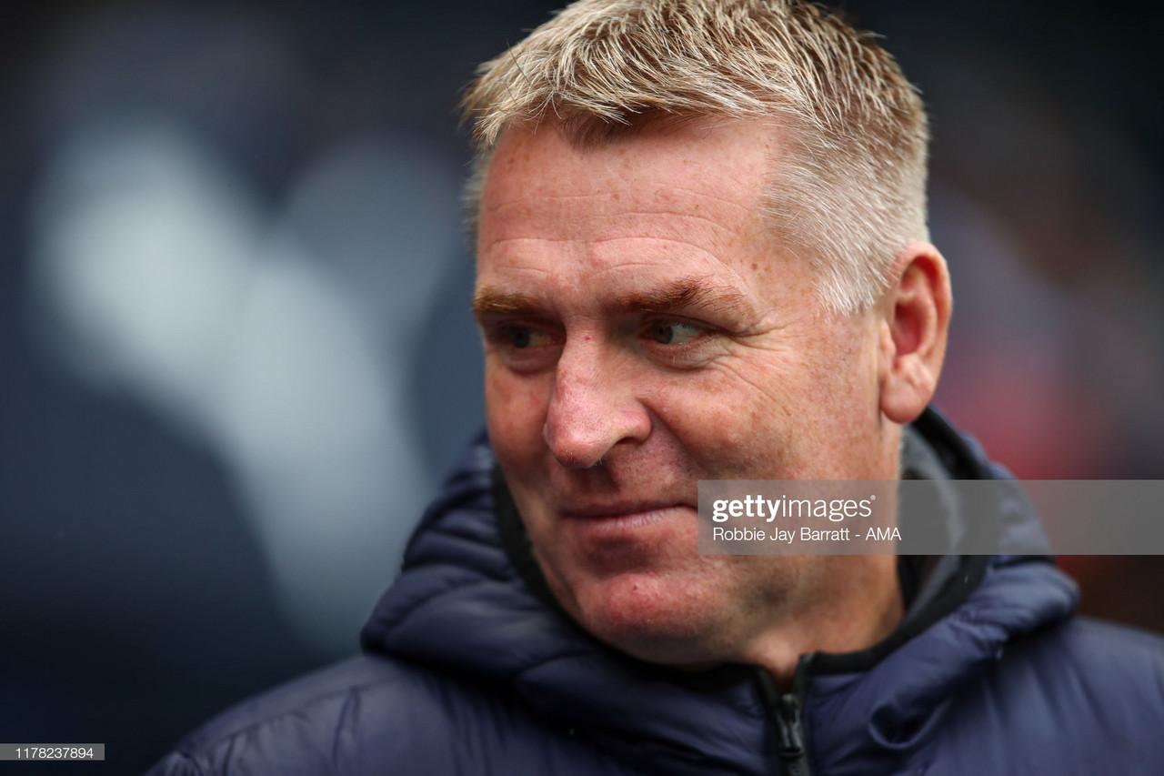 Dean Smith speaks ahead of Newcastle clash