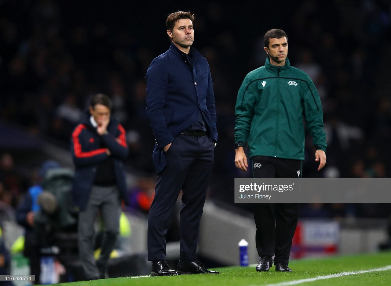 Pochettino admits it is going to be a 'long season' following humilation against Bayern