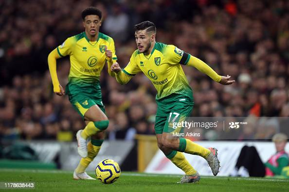 Norwich City listening to offers for Emiliano Buendia