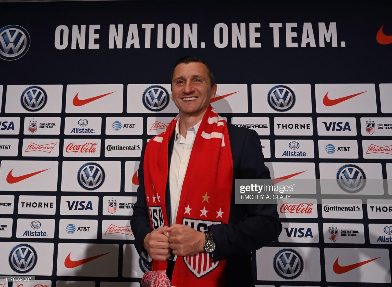 Vlatko Andonovski announced as head coach of US women national team