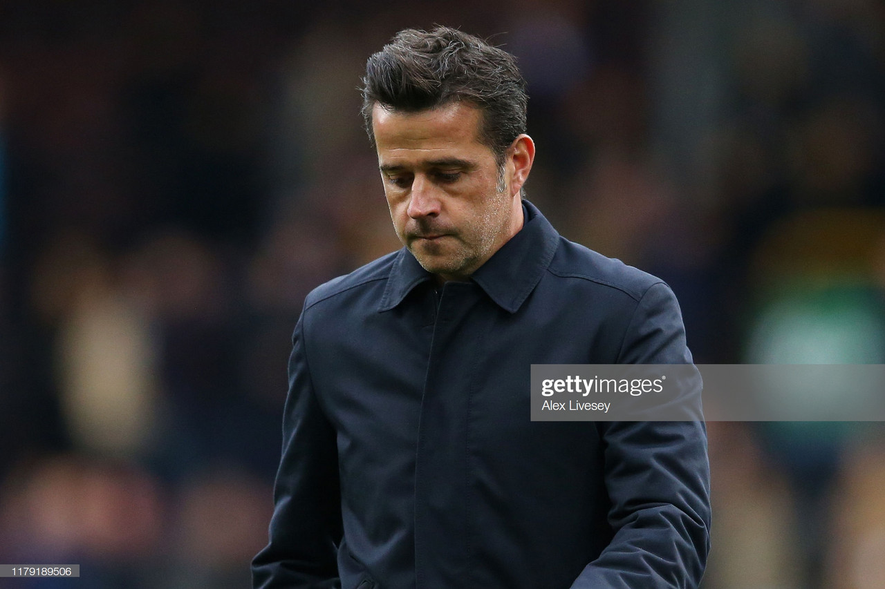 Marco Silva admits Everton fans should be angry after Burnley defeat