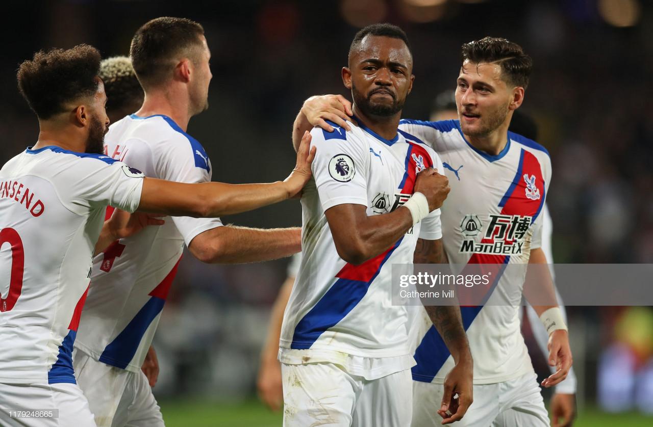 West Ham United 1-2 Crystal Palace: VAR drama sees Palace grab late winner