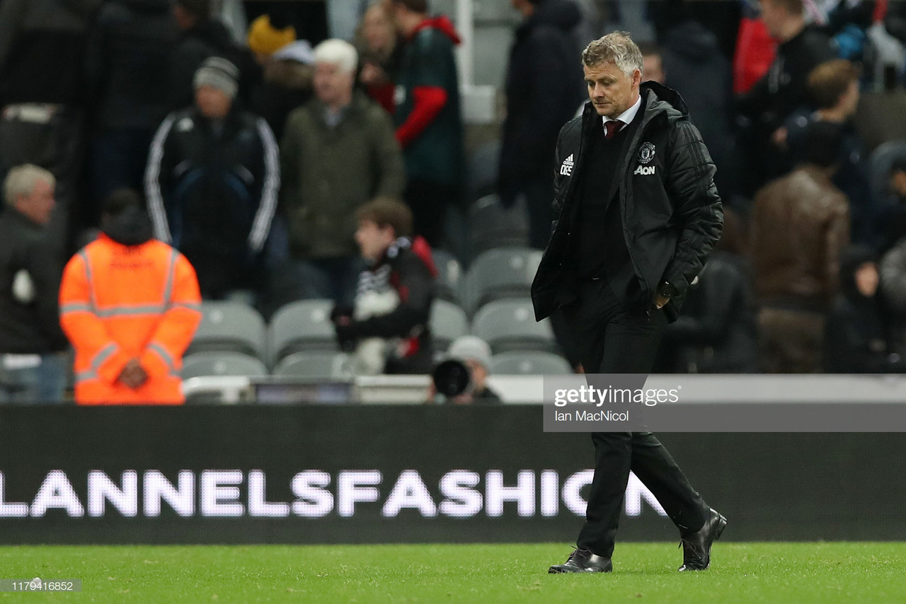 Why Ole Gunnar Solskjaer is far from faultless