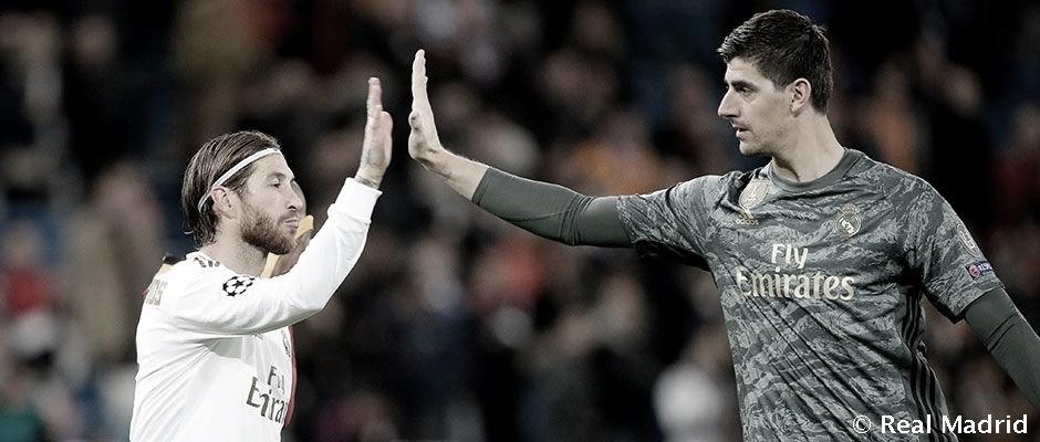 El Madrid menos goleado de la historia