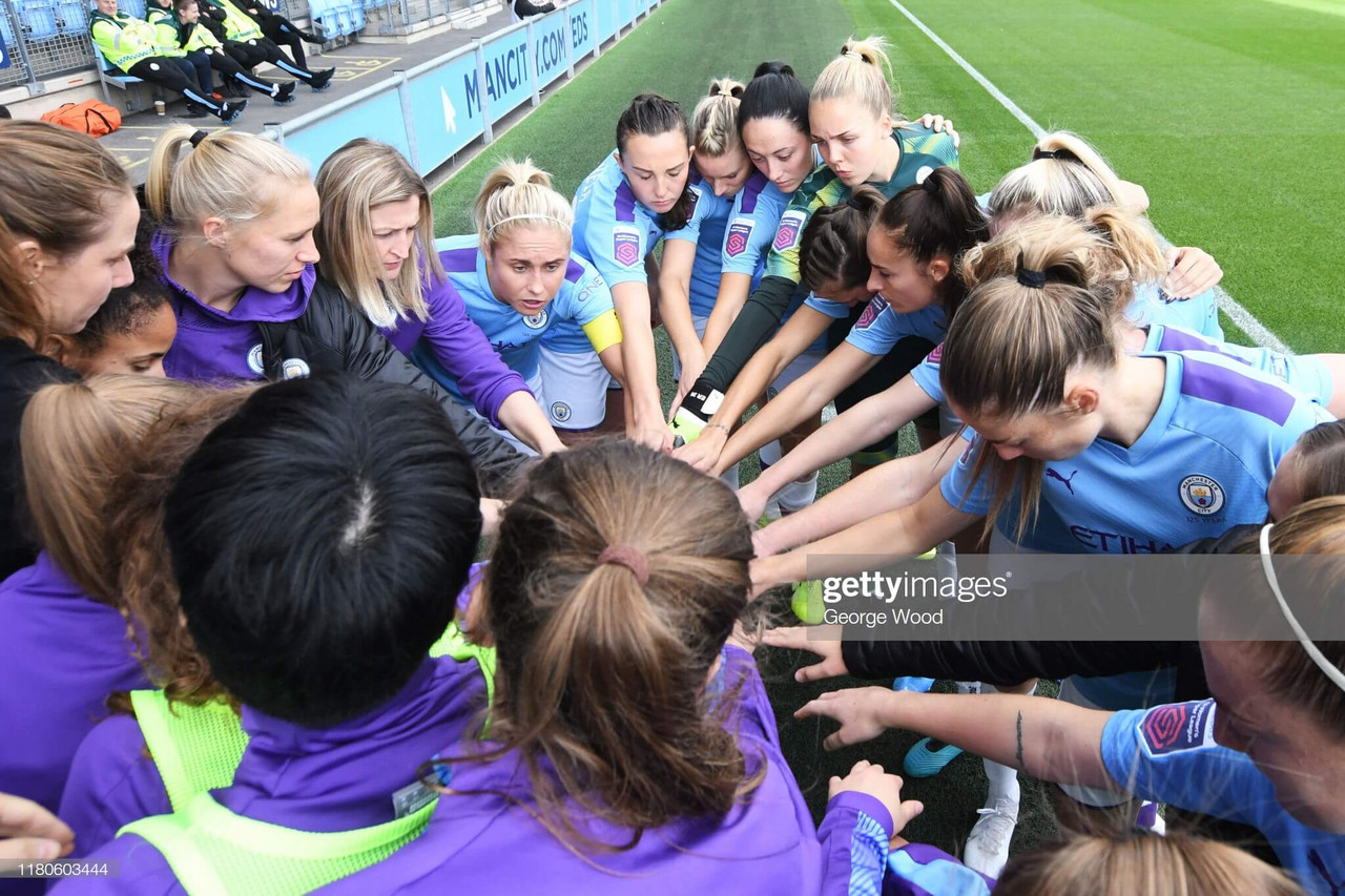 Manchester City Women 3-0 Birmingham City Women: An easy win for Nick Cushing's side