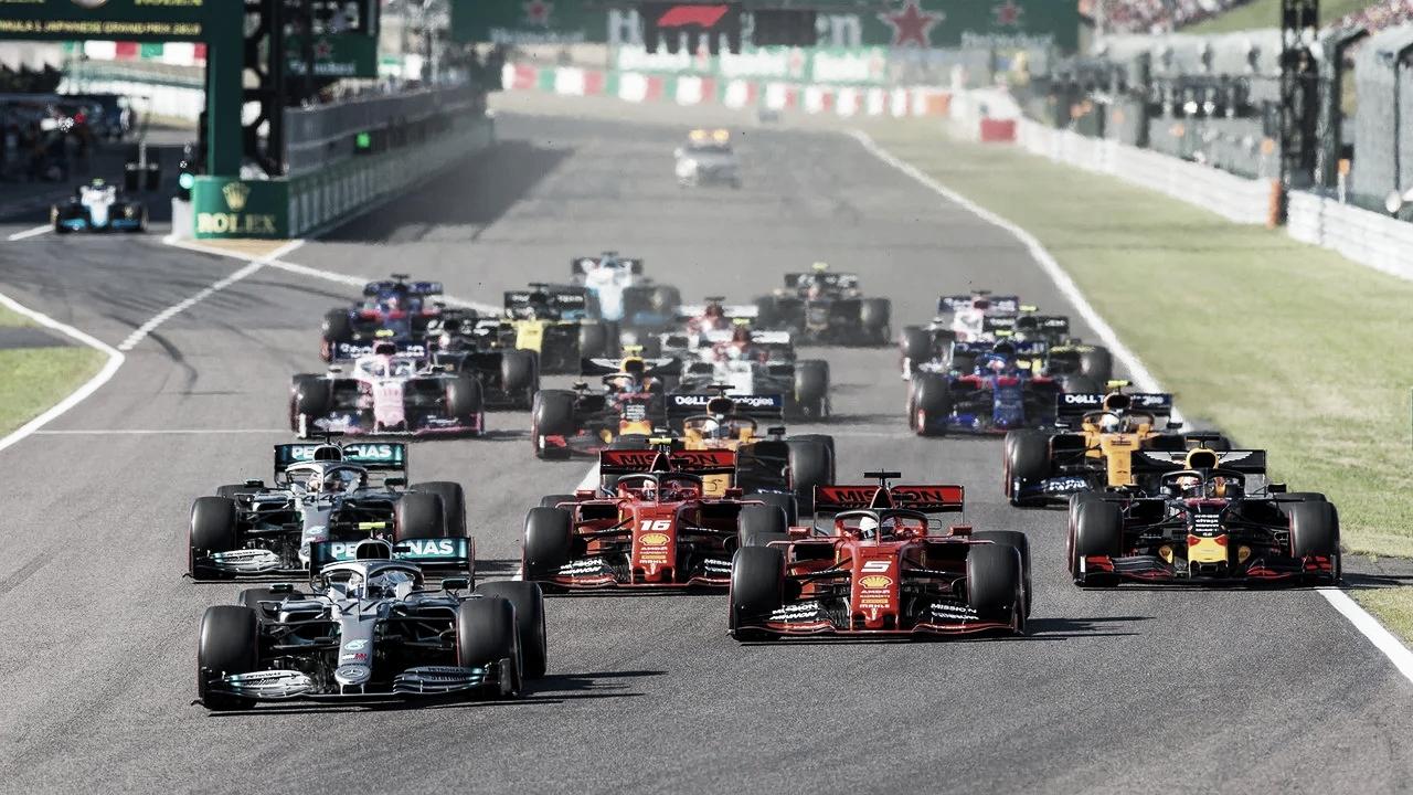 Nuevas cancelaciones en el calendario de la F1